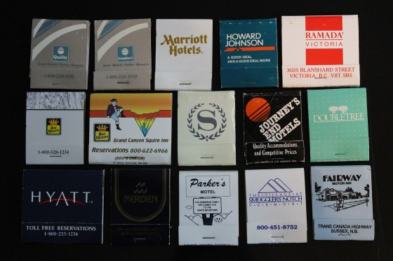 matchbook collection 26
