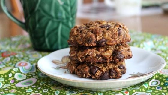 13 - Food Babe Low Sugar Cookies
